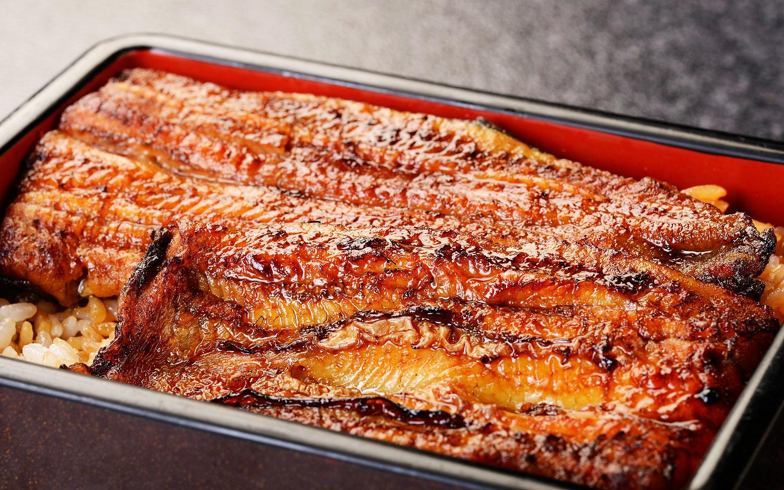 鰻を食べるなら姫沙羅